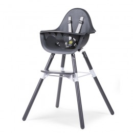 EVOLU 2 Стул Childhome<br /> ANTHRACITE 2 в 1