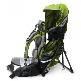 Kiddy рюкзак-кенгуру Adventure Pack Lime Green