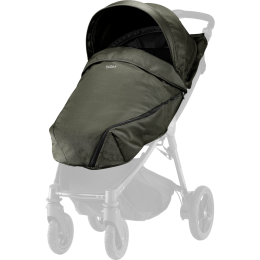 Козырек BRITAX B-AGILE/B-MOTION Olive Denim + накидка