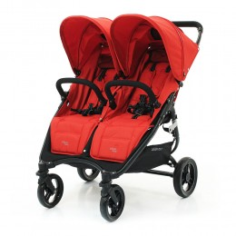Прогулочна коляска Valco baby Snap Duo/ Fire Red